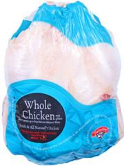 Whole Young Chicken