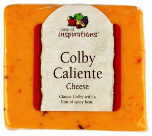 Taste Of Inspirations Colby Caliente Cheese