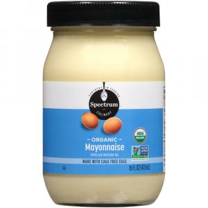 Spectrum Naturals Organic Soy Mayonnaise