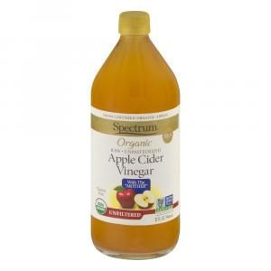 Spectrum Naturals Organic Unfiltered Apple Cider Vinegar