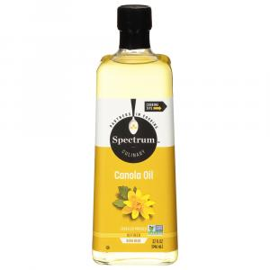 Spectrum Naturals Expeller Pressed Canola Oil