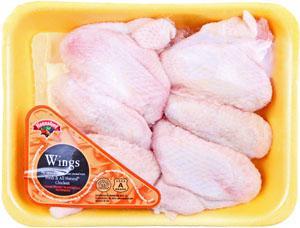 Hannaford All Natural Grade A Chicken Wings