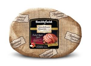 Smithfield Baked Apple Spice Spiral Sliced Ham