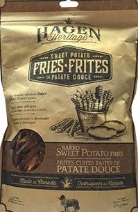 Hagen Sweet Potato Fries Dog Treats