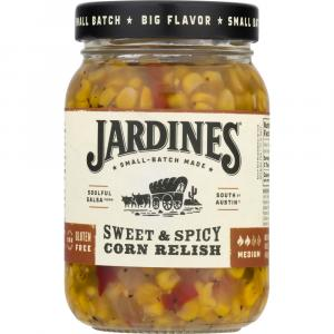Jardines Gluten Free Sweet 'n Spicy Corn Relish