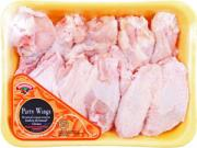 Hannaford Grade A All Natural Chicken Party Wings