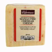 Taste of Inspirations Mango Fire Cheddar Cheese