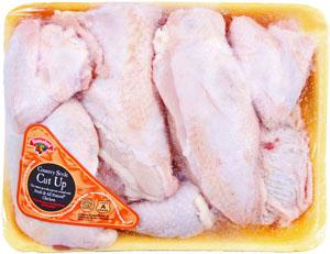 Hannaford Grade A Cut Up Fryer Chicken