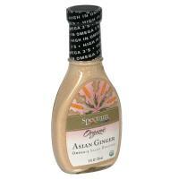 Spectrum Naturals Organic Asian Ginger Omega3 Salad Dressing