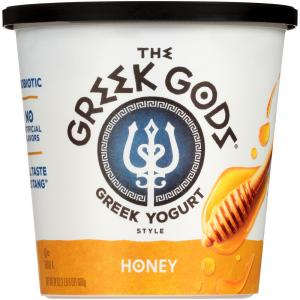 Greek Gods Greek Yogurt Honey