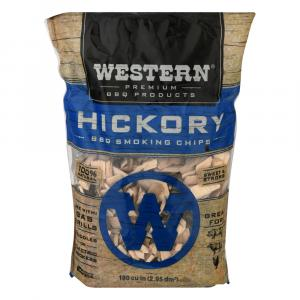 Western Wood Hickory Chips