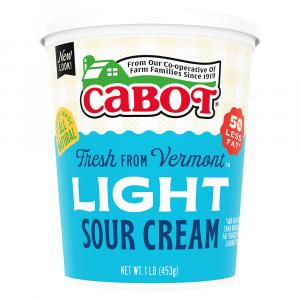 Cabot Light Sour Cream