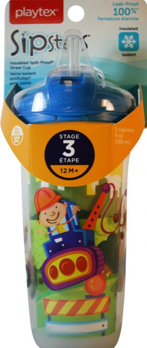 Playtex Sipsters Stage 3 Cup Dinosaurs