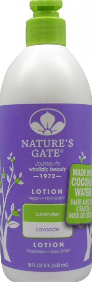 Nature's Gate Lavender Lotion