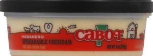 Cabot Habanero Spreadable Cheese