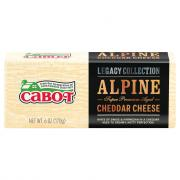 Cabot Alpine Cheddar Bar