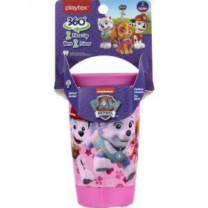 Playtex Paw Patrol Stage 2 Pink 2 Piece Cup