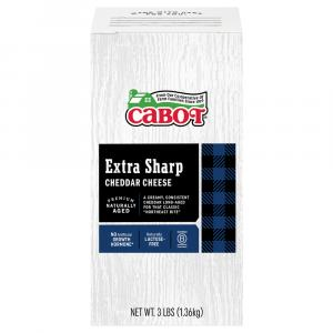 Cabot Extra Sharp Cheddar Cheese