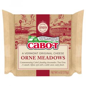 Cabot Orne Meadow Alpine Style Cheddar Cheese