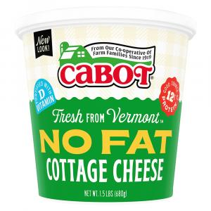 Cabot Nonfat Cottage Cheese