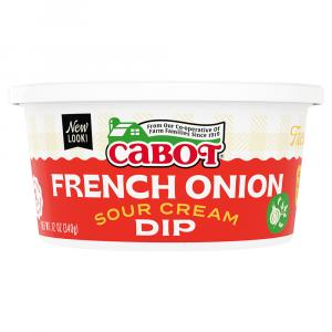 Cabot French Onion Dip
