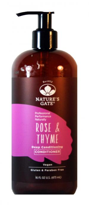 Nature's Gate Rose & Thyme Pro Conditioner
