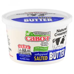 Cabot Whipped Salted Butter