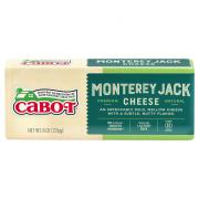 Cabot Monterey Jack Cheddar Cheese  Bar