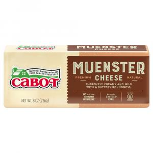 Cabot Muenster Cheese Bar