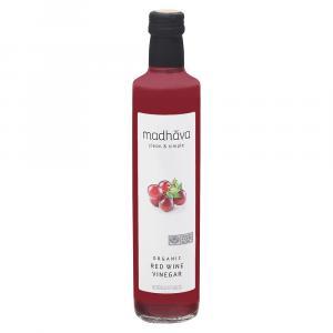 Madhava Organic Red Wine Vinegar