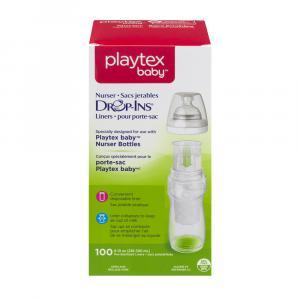 Playtex Drop-Ins 8 Oz. Bottle Liners