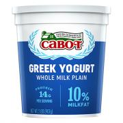 Cabot Greek Style Plain Yogurt