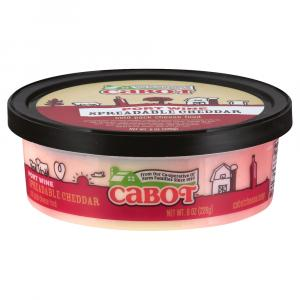 Cabot Port Wine Spread Cheese