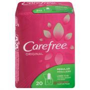 Carefree Regular Fresh Scent