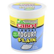 Cabot Plain Yogurt