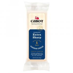 Cabot One Year White Cheddar Cheese