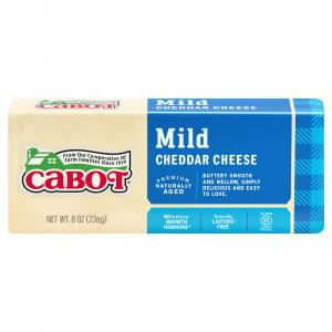 Cabot Mild Cheddar Cheese Bar