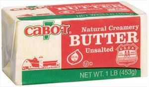 Cabot Butter Block Unsalted