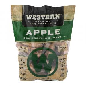 Western Wood Apple Cooking Chunks