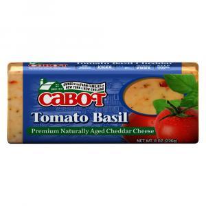 Cabot Tomato Basil Cheddar Cheese Bar