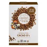 One Degree Organic Sprouted Cacao O's