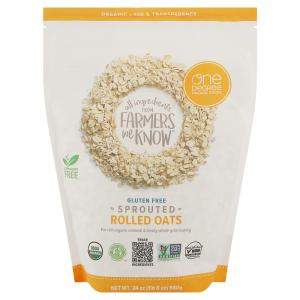 One Degree Organic Gluten Free Sprouted Rolled Oats