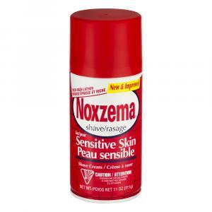 Noxzema Sensitive Shave Cream