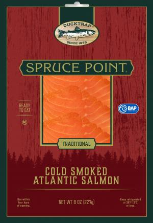 Spruce Point Plain Salmon