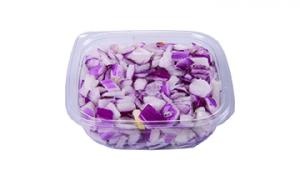 Diced Red Onions