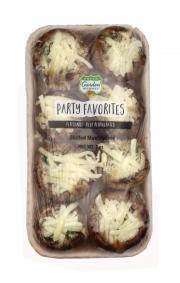 Garden Highway Stuffed Mushrooms