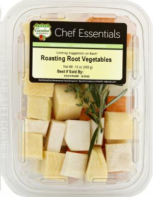 Chef Essentials Roasting Root Vegetables