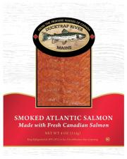 Ducktrap Canadian Smoked Salmon