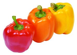 3 Pack Rainbow Bell Peppers