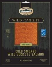 Ducktrap Smoked Wild Salmon